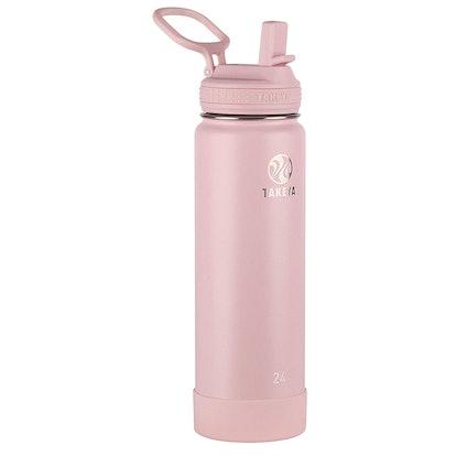 Takeya Insulated Straw Water Bottle