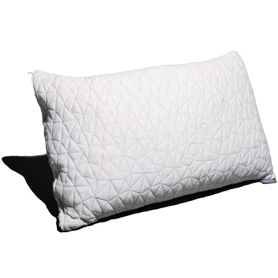 Coop Home Goods Adjustable Shredded Memory Foam Pillow
