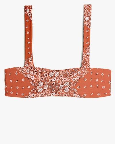 Rosy Bikini Top