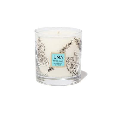 Uma Pure Calm Wellness Candle