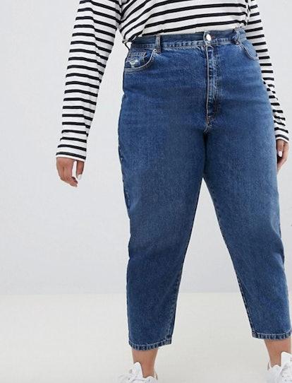 Balloon Boyfriend Jeans