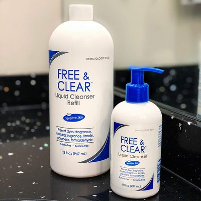 Free & Clear Liquid Cleanser