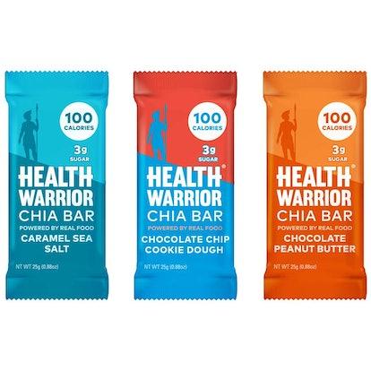 Health Warrior Chia Bars (Pack of 15)