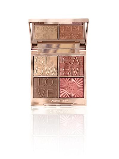 Glowgasm Face Palette in Lovegasm