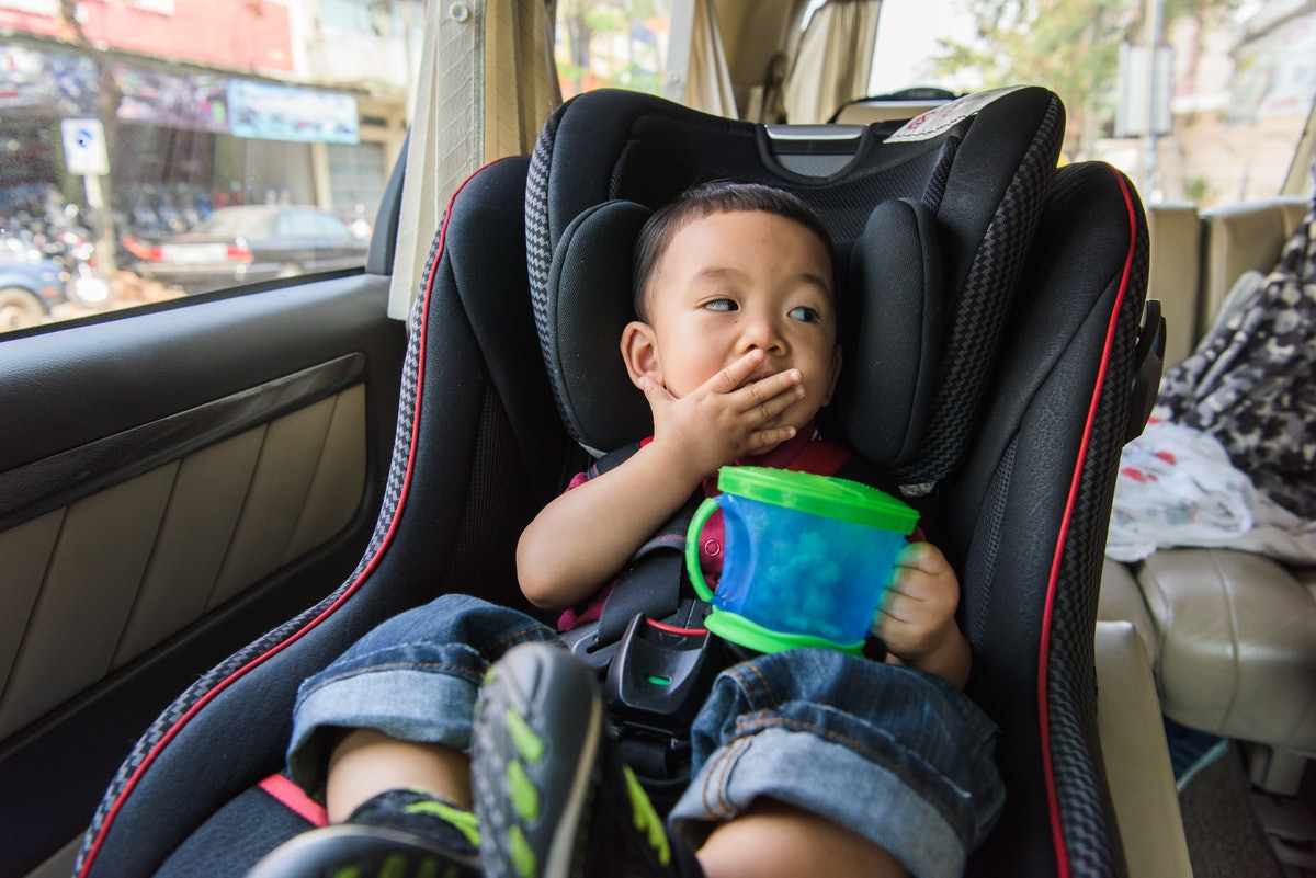 Washington State's New Booster Seat Law Could Affect Kids Well Into Middle School