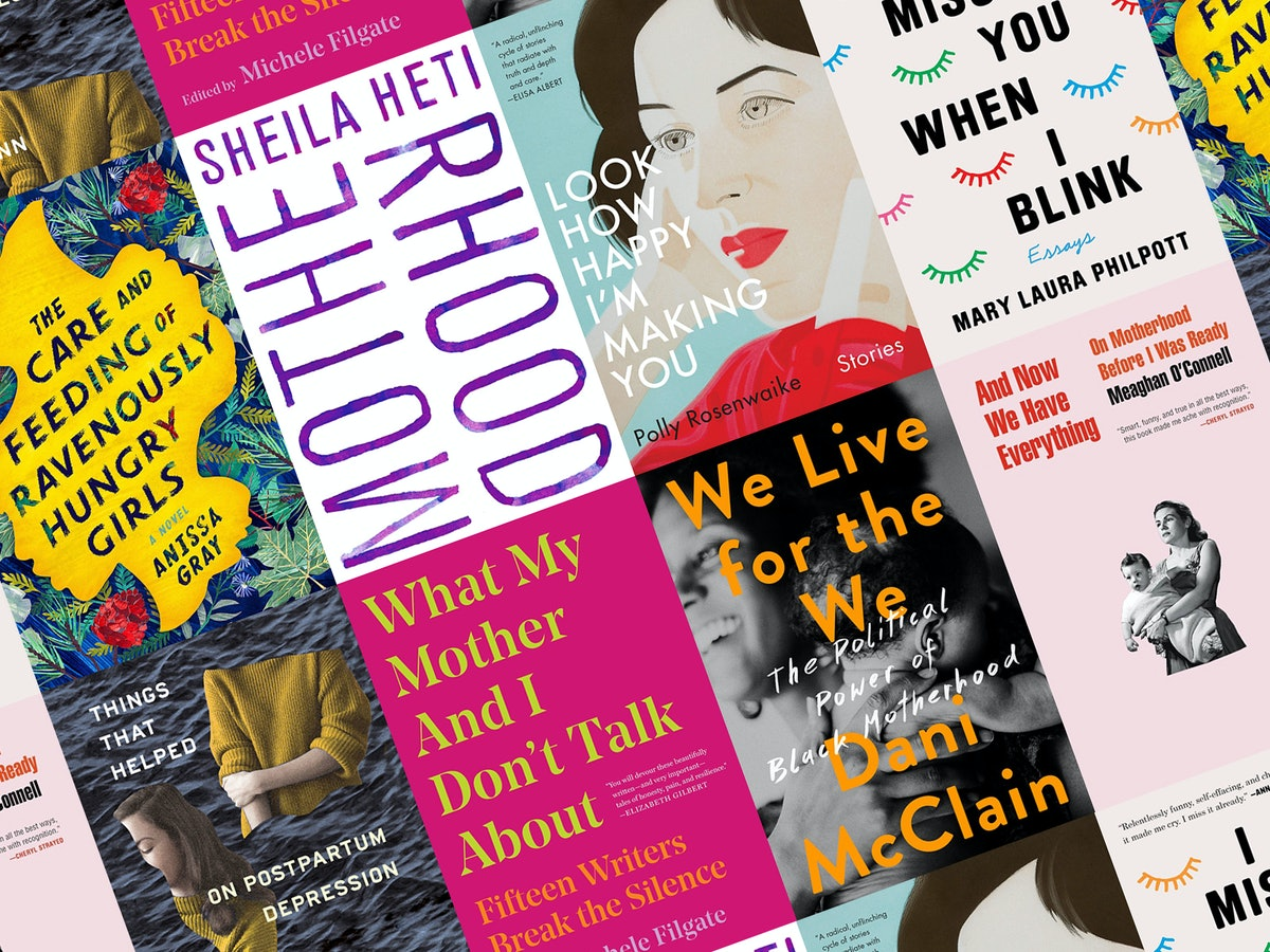 15 Books About Modern Motherhood To Spark Important Conversations With Your Friends & Family