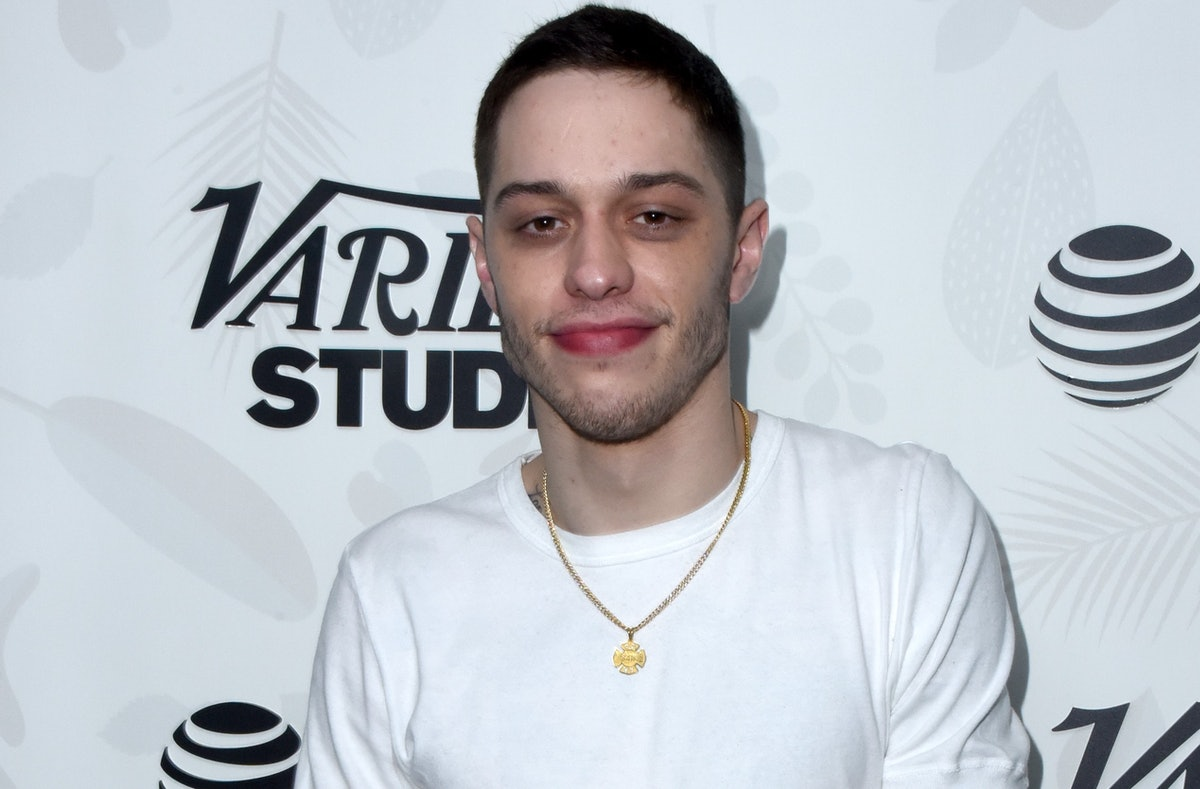 """Pete Davidson's Video Singing """"I Did It My Way"""" Has Fans Asking The Same Question"""