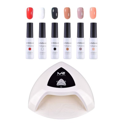 MelodySusie Gel Nail Lamp Set