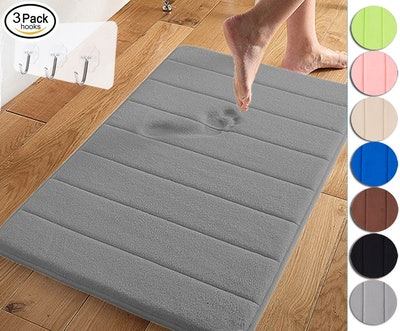 Yimobra Memory Foam Bath Mat