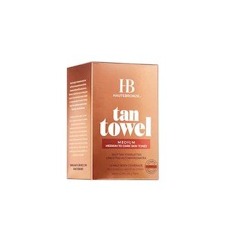 Tan Towel Half Body Self Tan Towelettes