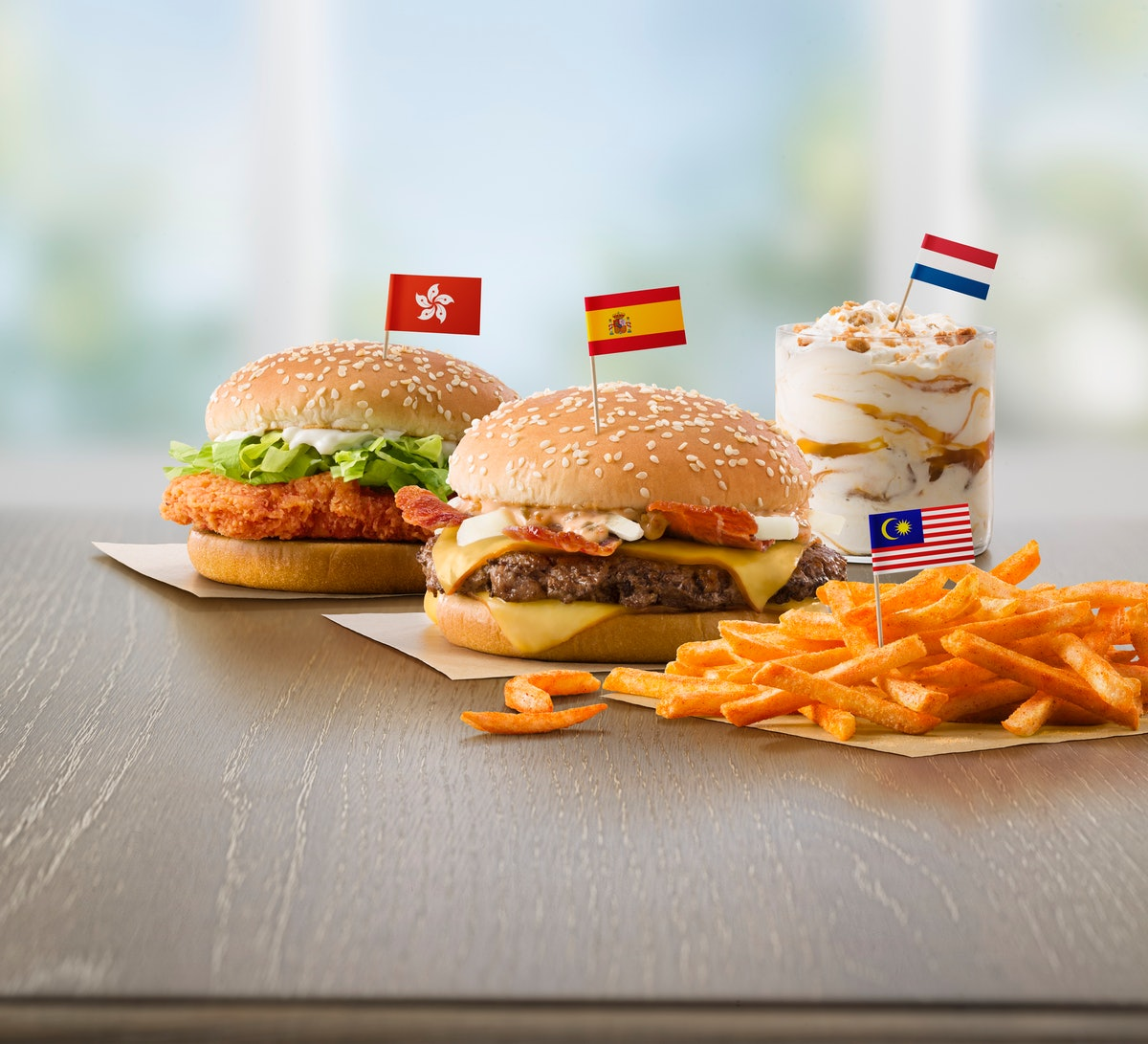 """McDonald's' Rumored """"Worldwide Favorites"""" Menu Will Reportedly Include Your Global Faves"""