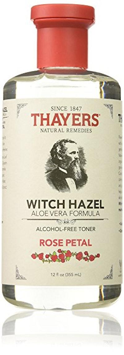 Thayer's Rose Petal Witch Hazel With Aloe Vera