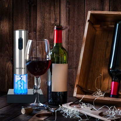 Secura Automatic Wine Bottle Opener