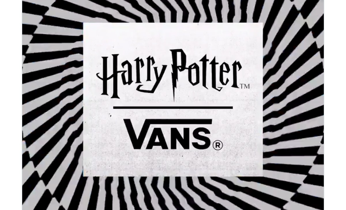 A 'Harry Potter' x Vans Collection Is Happening, So Get Your Knuts, Sickles, & Galleons Ready