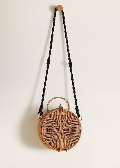 Bamboo Round Bag