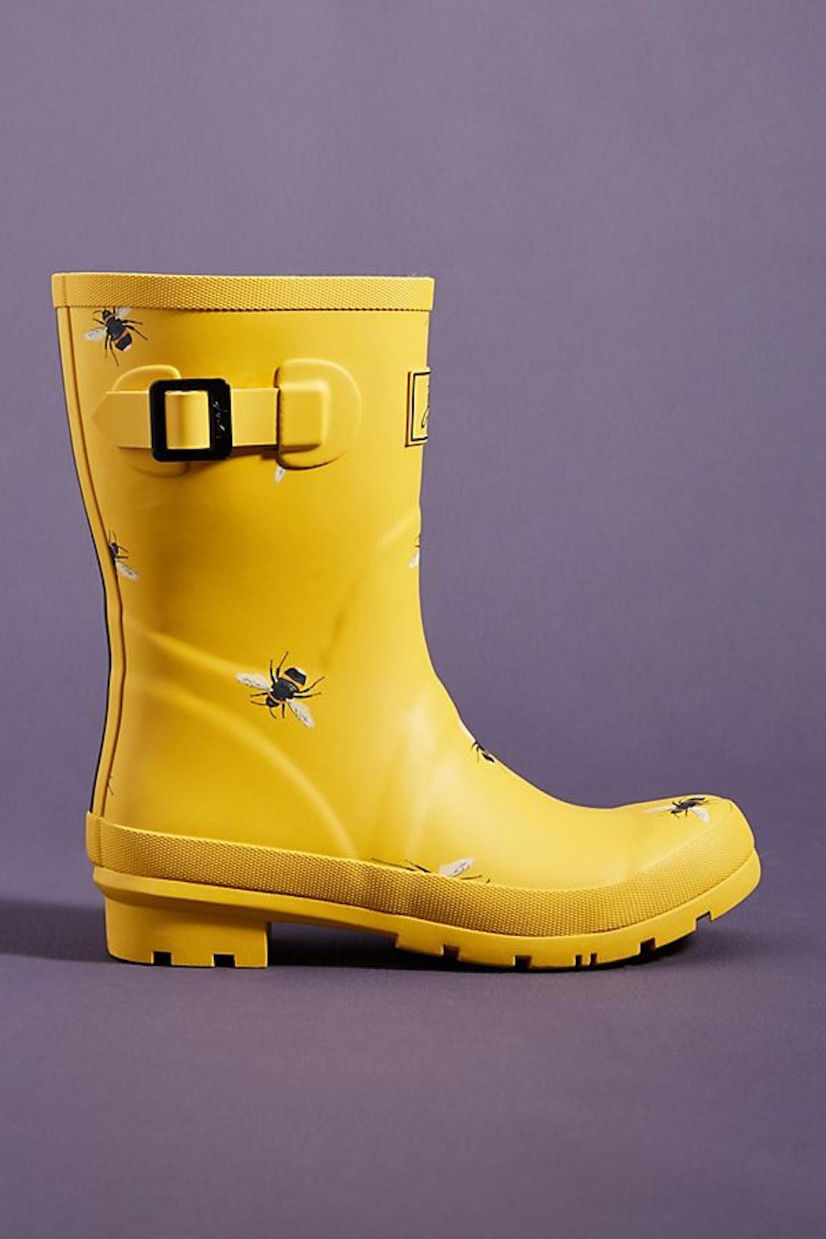 Joules Midi Rain Boots