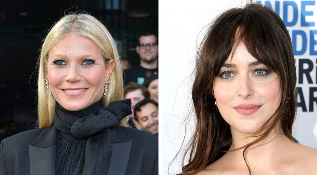 This Photo Of Gwyneth Paltrow & Dakota Johnson At A Birthday Party Together Is Goals