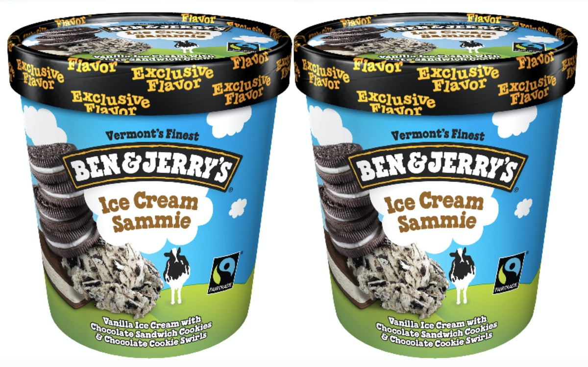 New Ben & Jerry's Flavors At Walmart Are Here Just In Time For Summer