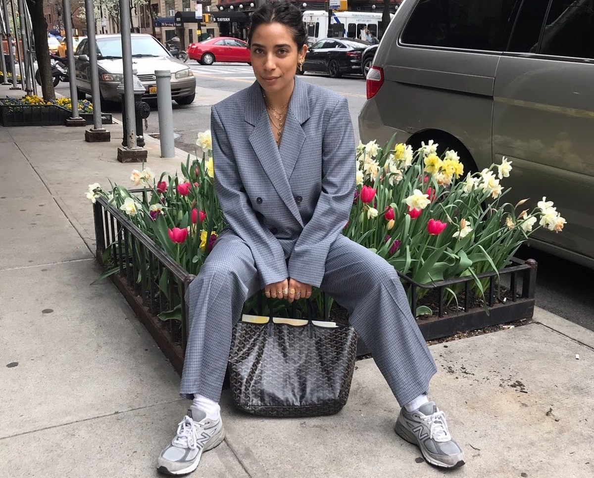 This Is How You Wear A Pair Of Sneakers To Every Fancy Occasion