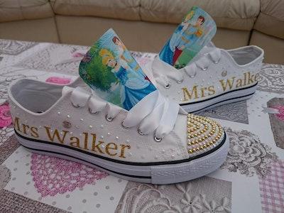 Princess Wedding Shoes