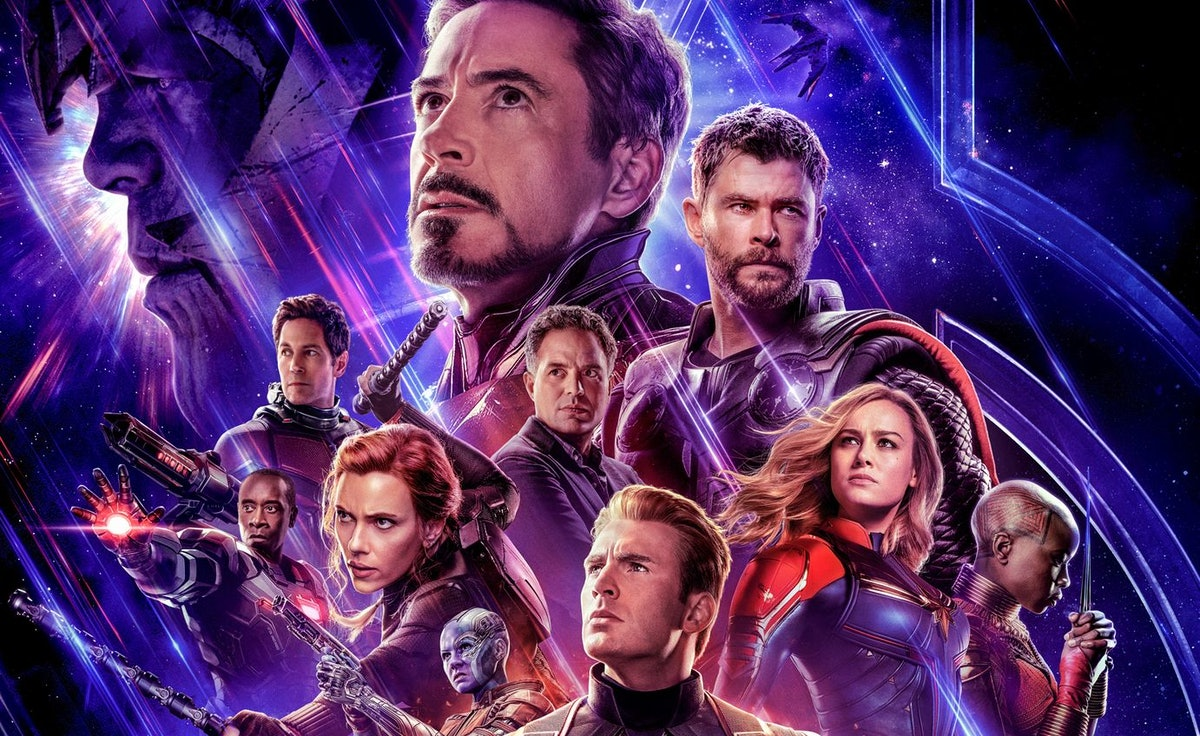 These 'Avengers: Endgame' Ratings Are Perfectly Marvel-lous, So You Better Have Tickets