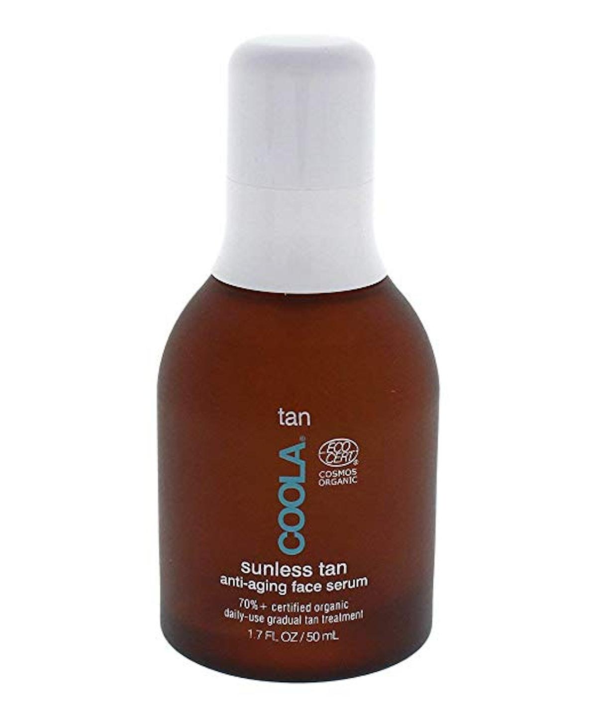 COOLA Sunless Tan Anti-Aging Face Serum