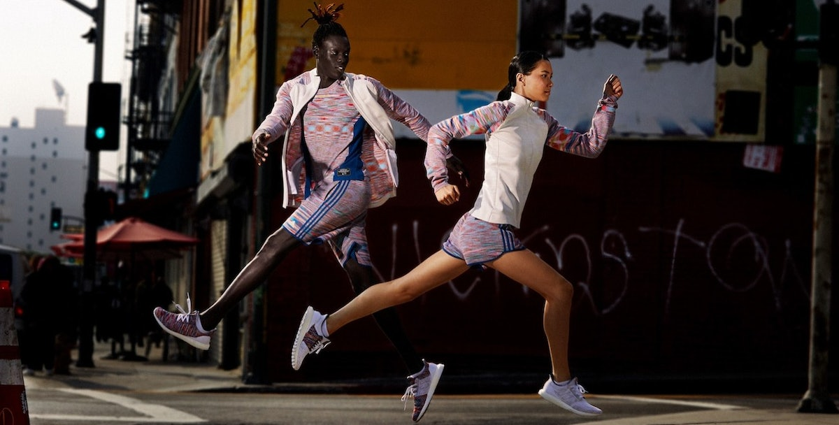 The adidas x Missoni Collab Means Your Summer Activewear Just Got A Lot More Stylish