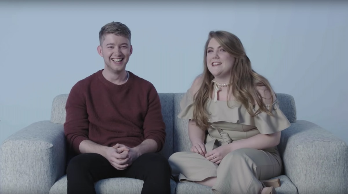 Tinder's Video Of James & Amanda's First Date Will Give You Butterflies