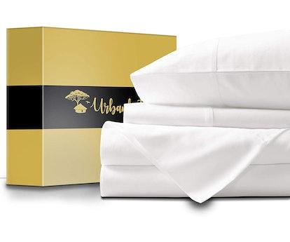 URBANHUT Egyptian Cotton Sheet Set