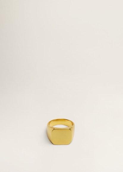 Van Gogh Seal Ring