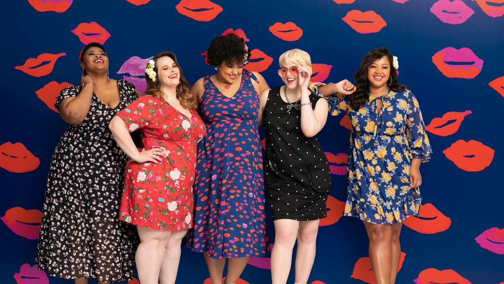 Where To Buy The Betsey Johnson x Dia&Co Plus-Size ...