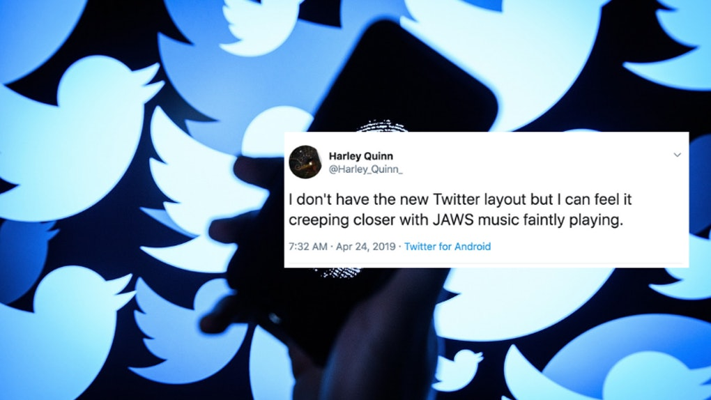 The Tweets About Twitter's New Desktop Layout Are Not Here