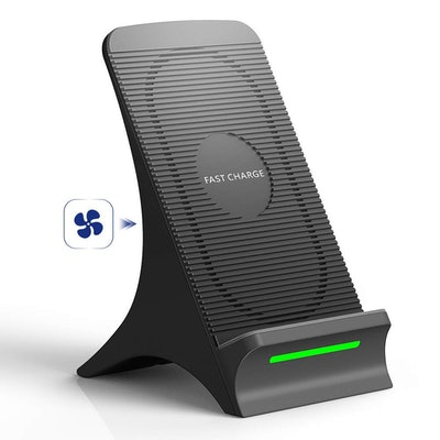 Novete Wireless Charger With Cooling Fan