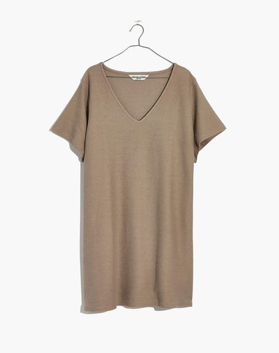 Relaxed Tee Dress