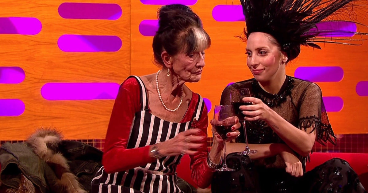 Lady Gaga Invited 'Eastenders' Star June Brown To A Nightclub & I Am Living For This Anecdote