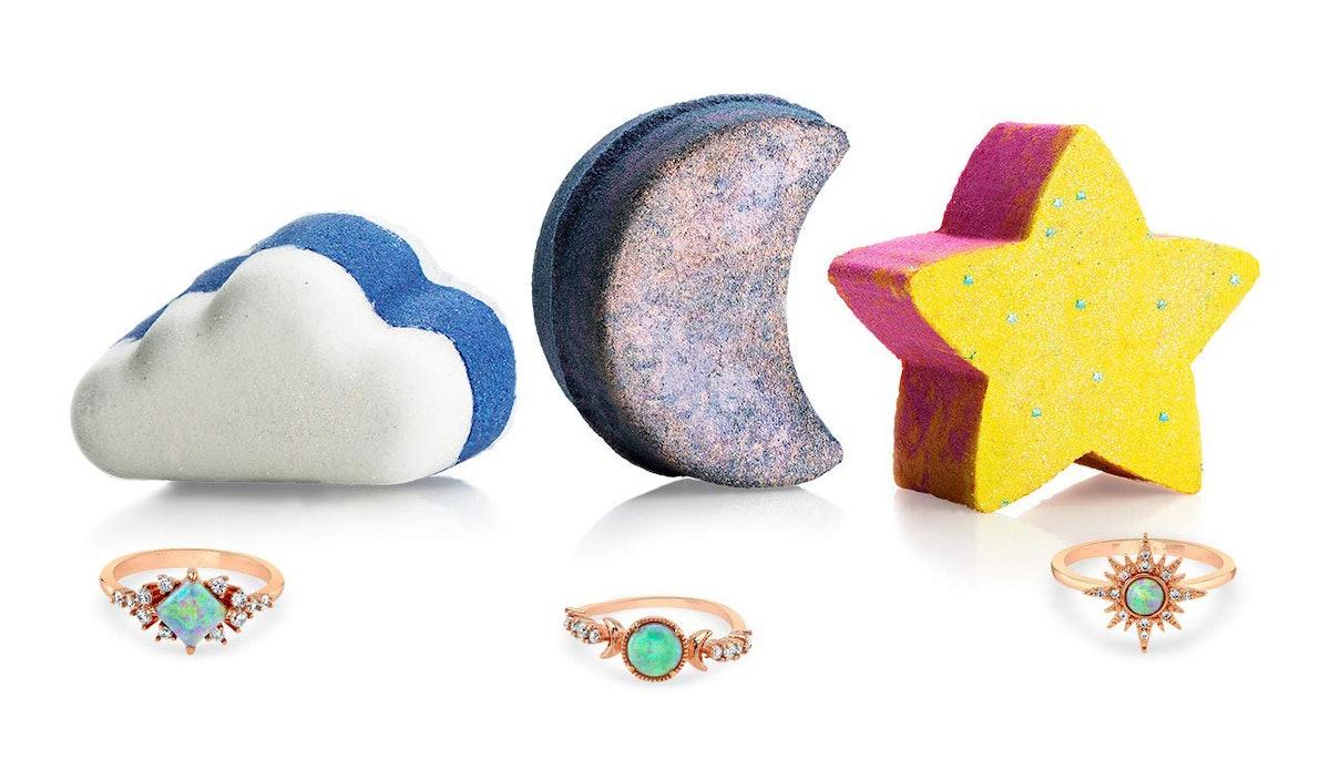 Fragrant Jewels Celestial Bath Bomb (3-Pack)