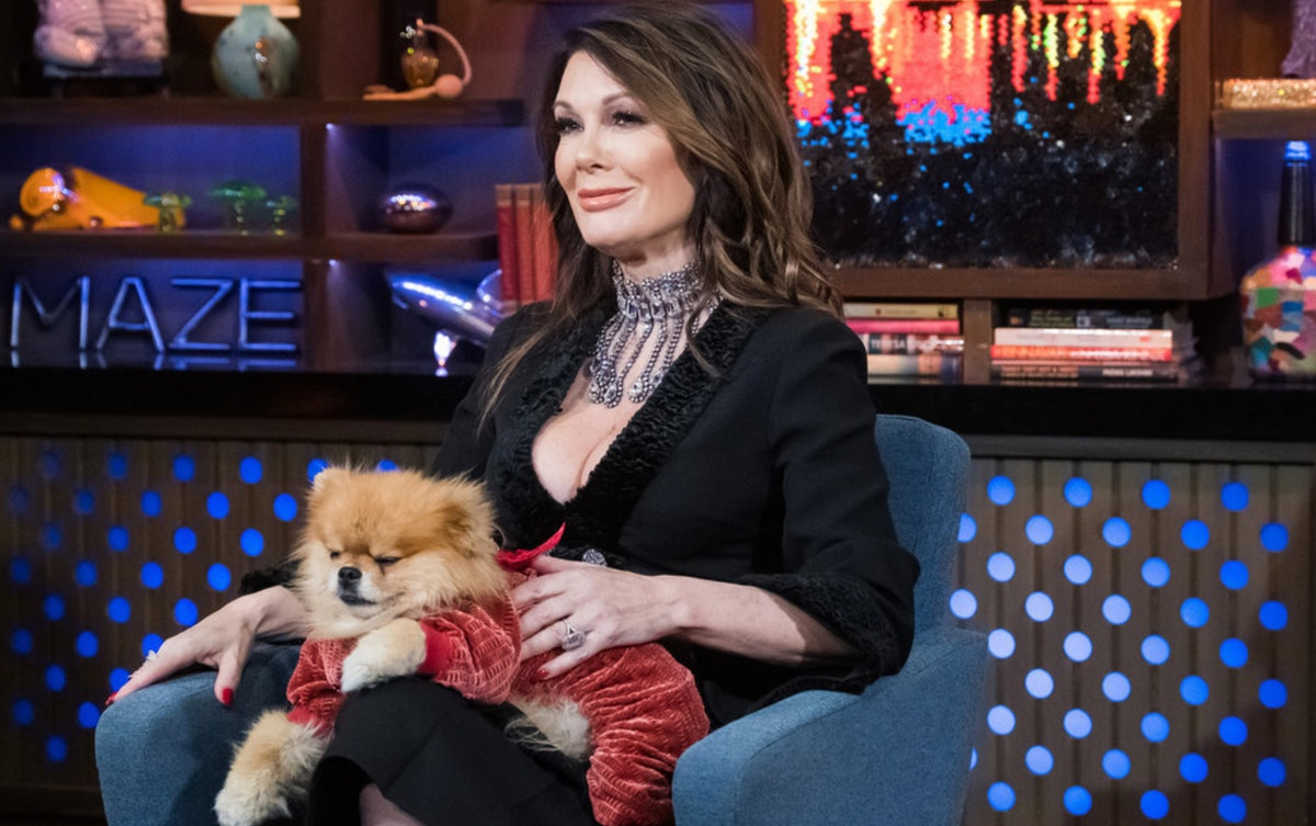 Lisa Vanderpump's 'RHOBH' Comments Are A Big Hint About Her Future With The Show — VIDEO