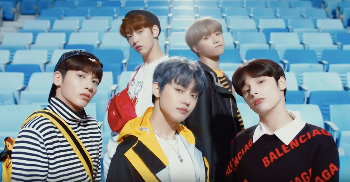 "TXT's ""Cat & Dog"" Music Video Is So Cute, You'll Want To Play It Forever On Loop"