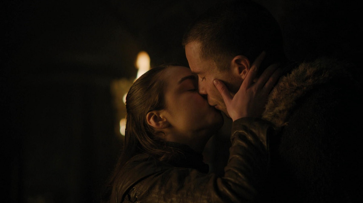 'Game Of Thrones' Star Maisie Williams' Response To Arya & Gendry's Sex Scene Is Hilariously Too Real