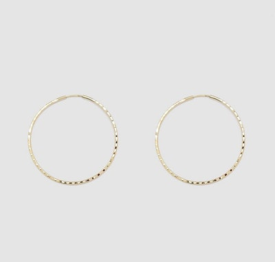 Sparkle Hoop II Earrings