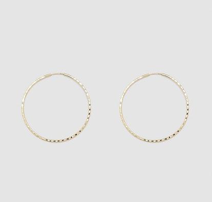 Sparkle Hoop II Earrings