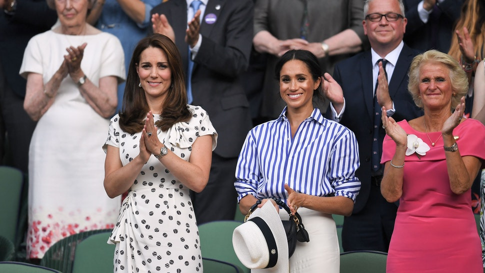 41c12be6 6 Meghan Markle-Style Straw Hats To Snap Up This Summer