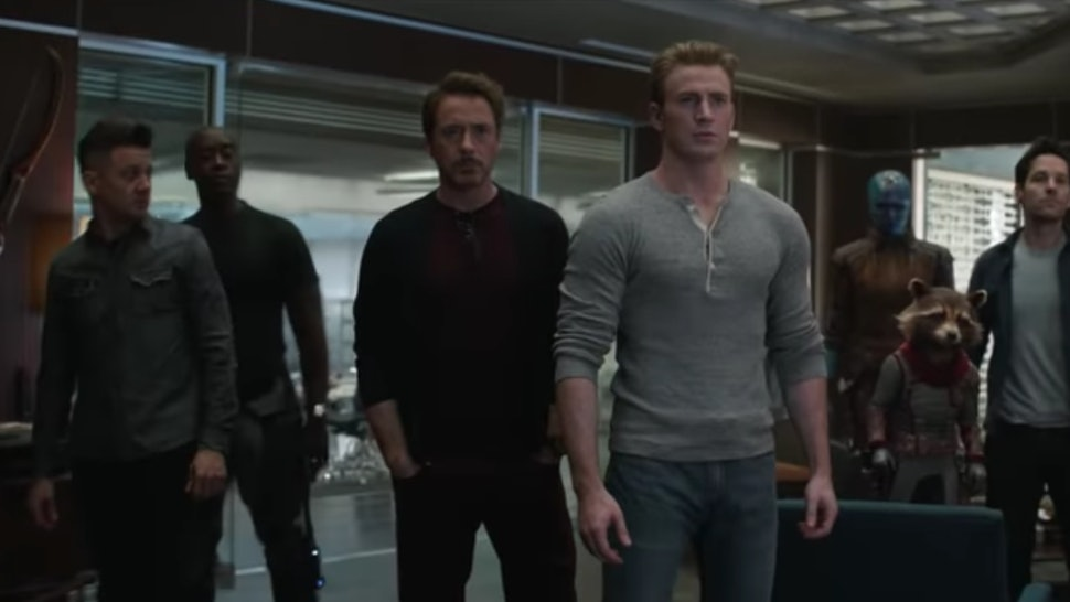Who's The Boy At The Funeral In 'Endgame'? This MCU