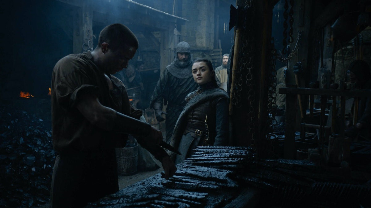 Will Arya & Gendry Rule The Seven Kingdoms? This Reddit Theory About 'Game Of Thrones' Is Definitely Bittersweet