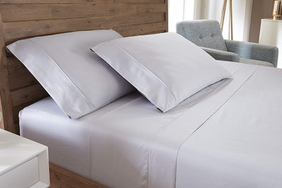 GhostBed Supima Cotton and Tencel Sheet Set