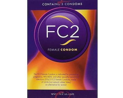 FC2 Female Condom Box (6-Pack)