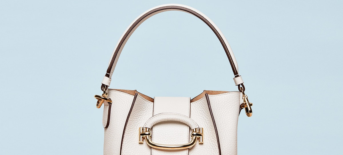 Tod's T-Ring Bucket Bag Is An Elevated Take On Instagram's Favorite Purse Trend