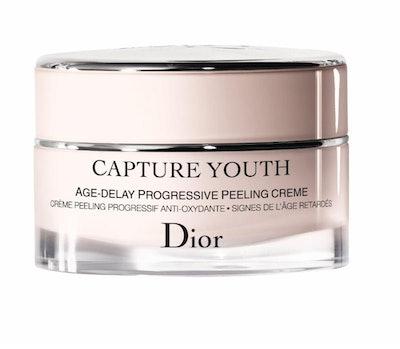 Capture Youth Age-Delay Progressive Peeling Creme