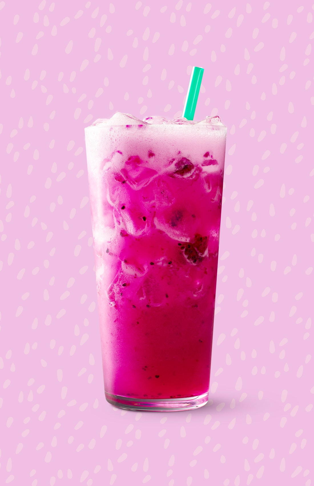 Starbucks New Dragon Drink Is A Bright Pink Instagram Goal