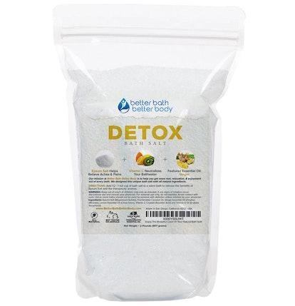 Better Bath Better Body Epsom Salt With Ginger And Lemon